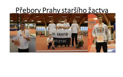Přebory Prahy st. žactva